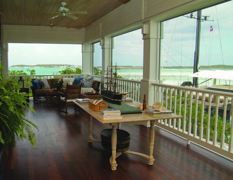 Остров на Багамах