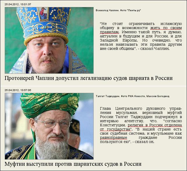Шариатский суд в России