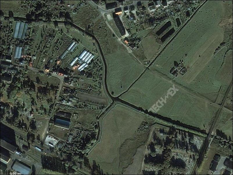 Перекресток рек Велна и Нельба