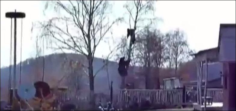 Типичная русская деревня