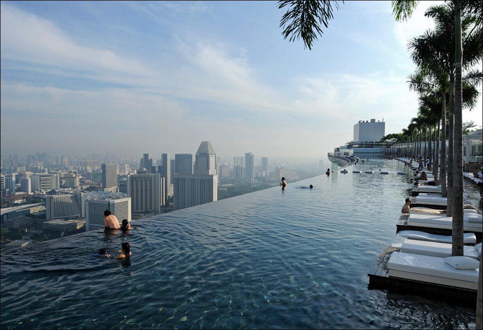 Самые красивые и необычные отели