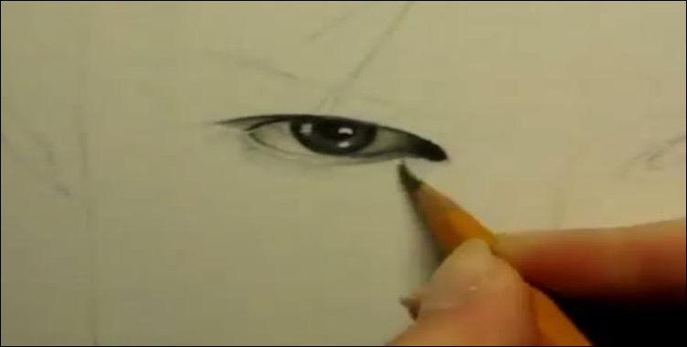 Потрясающий рисунок карандашом