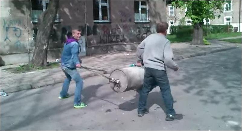 Польские артиллеристы