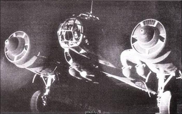 Баннер с немецкими летчиками в Ивантеевке