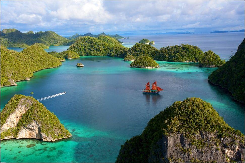 обои красивые острова на рабочий стол № 2533392  скачать