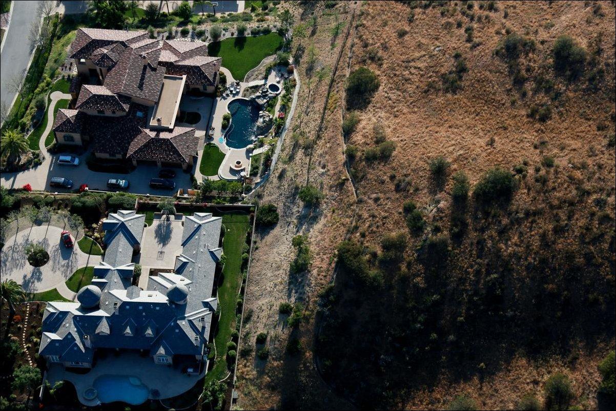 Засуха в Калифорнии