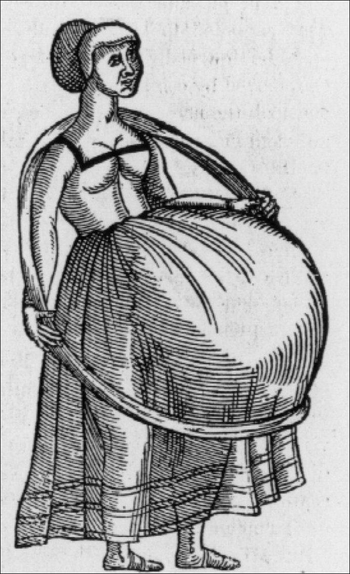Многодетная мать
