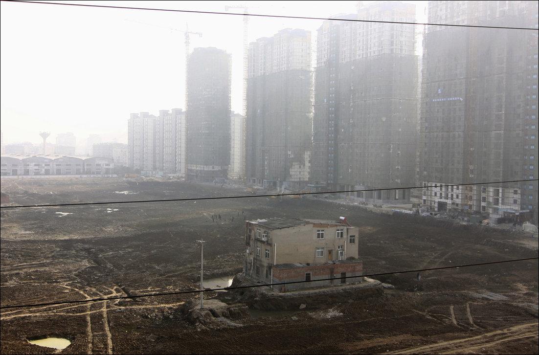 Китайская застройка