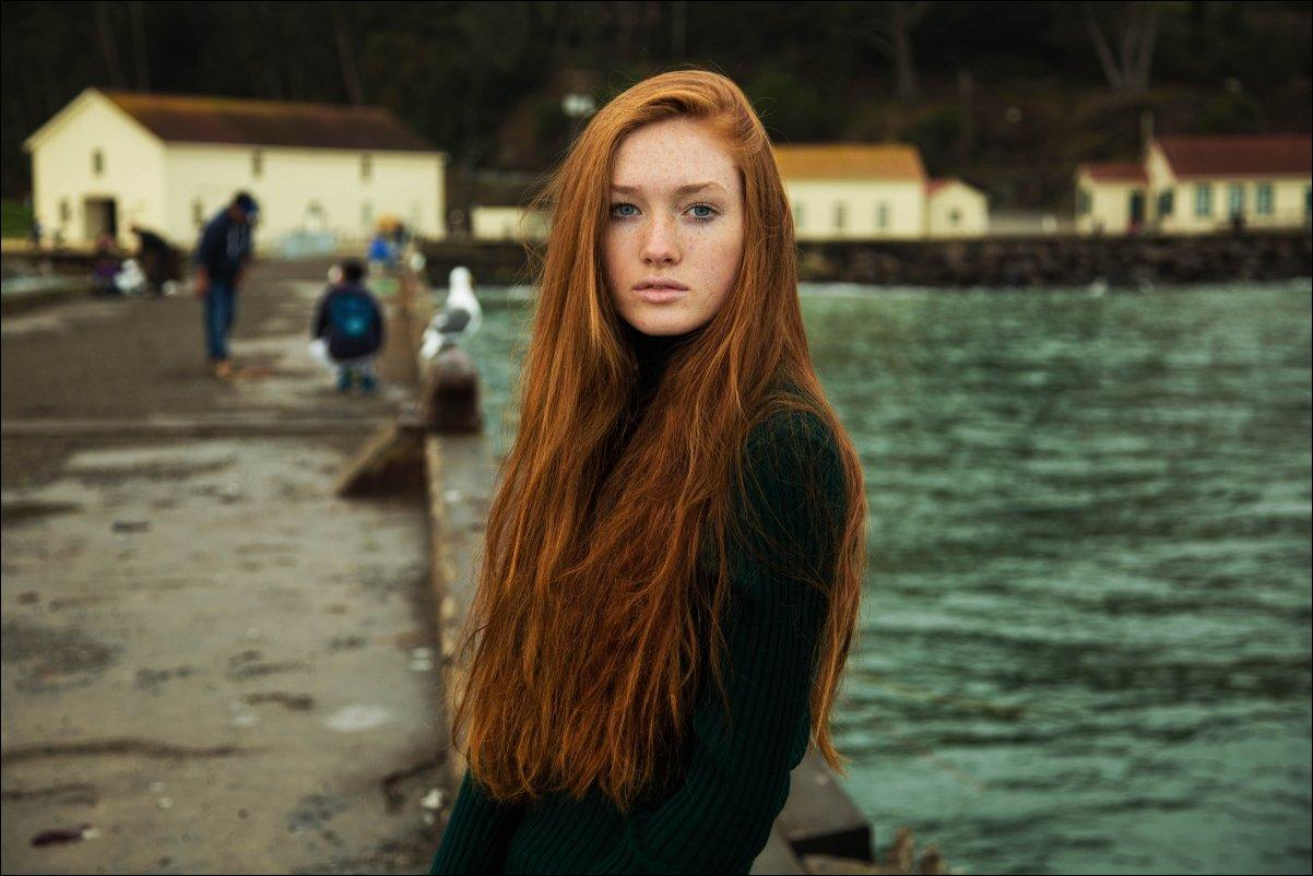 Самые красивые фото рыжих девушек в россии 21 фотография