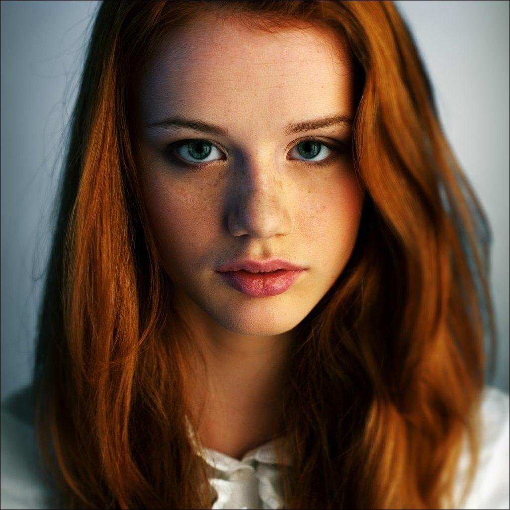 Самые красивые фото рыжих девушек в россии 22 фотография