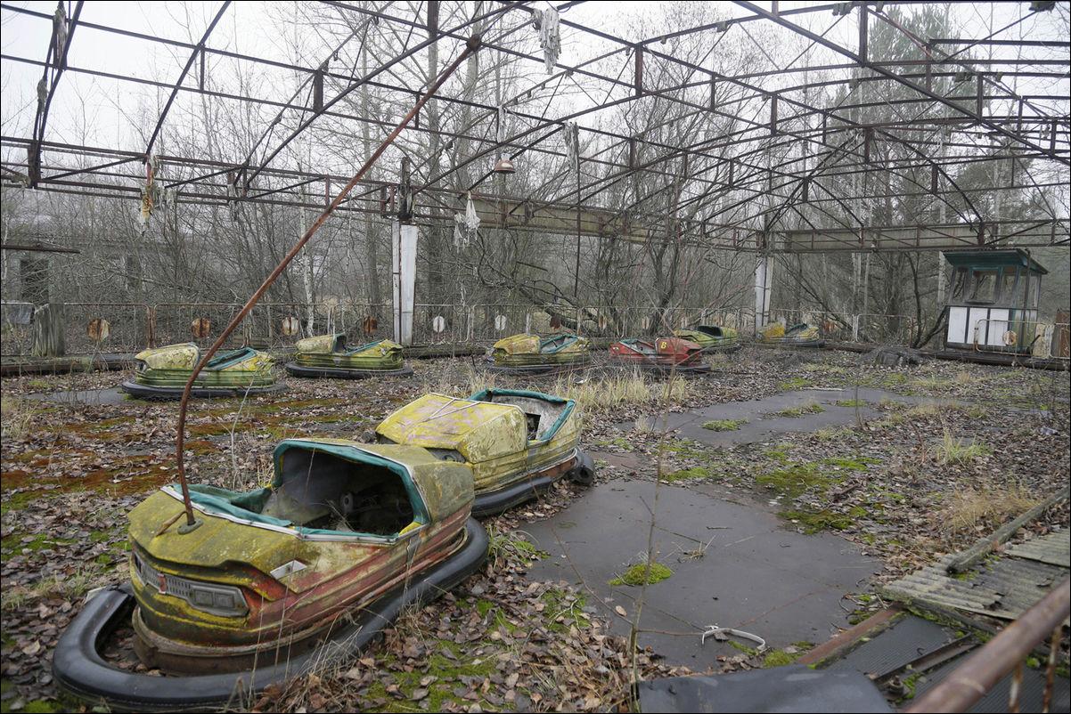 Чернобыль 30 лет спустя