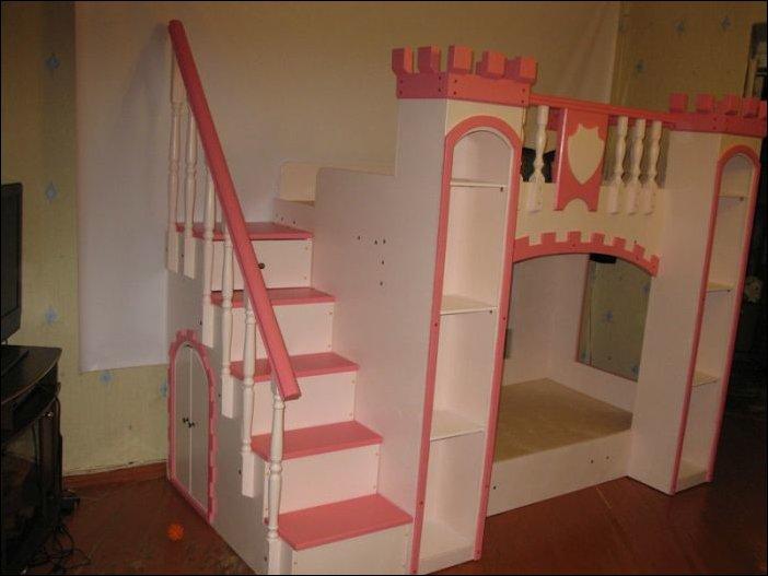 Замок маленькой принцессы