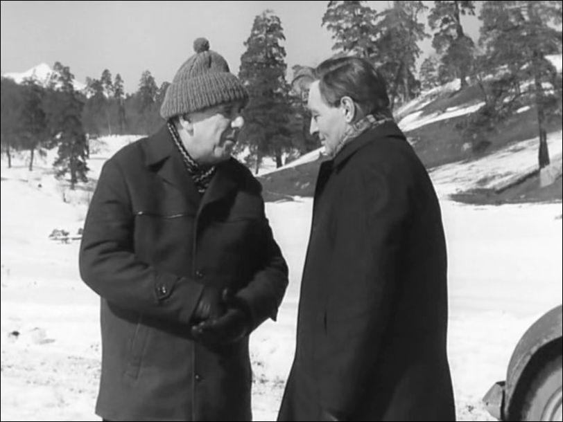 Заграница в советских фильмах
