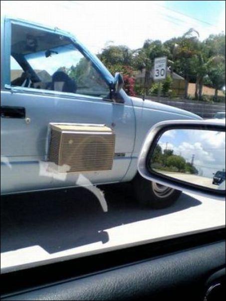 Как сделать кондиционер в автомобиль