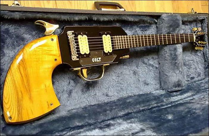 Необычные гитары 36 фото