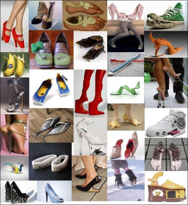 лицевая гладь, брендовая обувь с приколами в картинках что