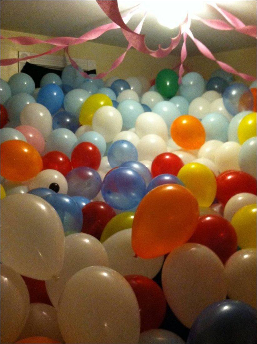 Эротика и шары 12 фотография
