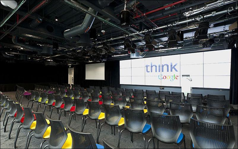 Штаб-квартира компании Google в Лондоне