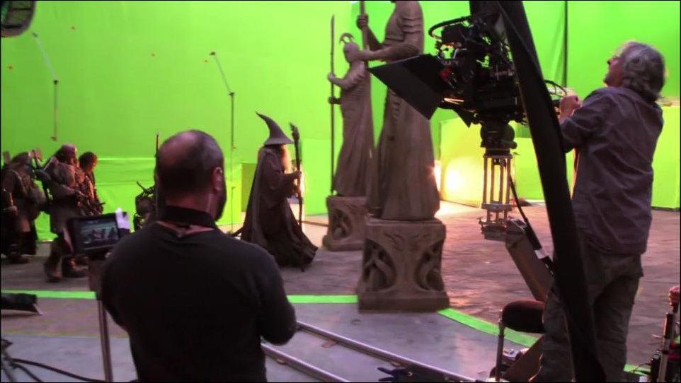 Фото со съемочной площадки
