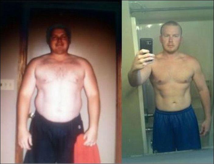 Сбросить вес