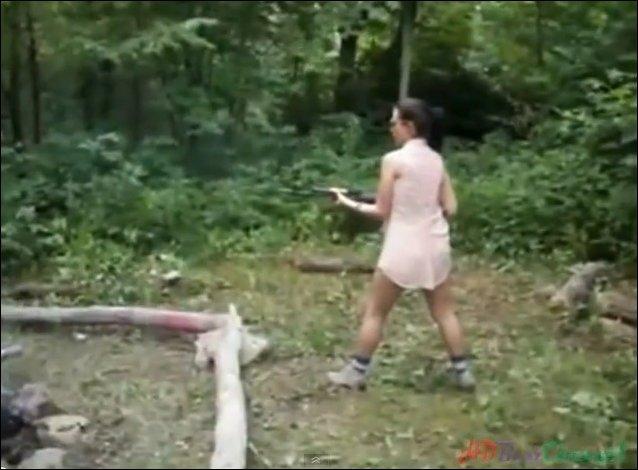 Дама с оружием
