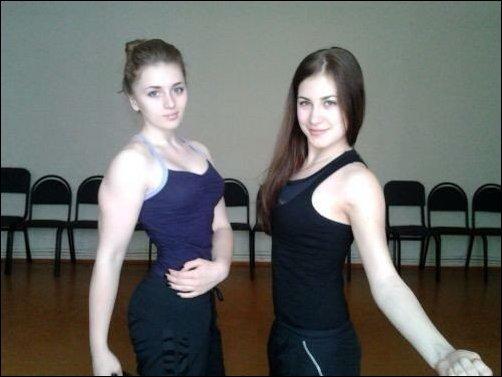Милая девушка Юля