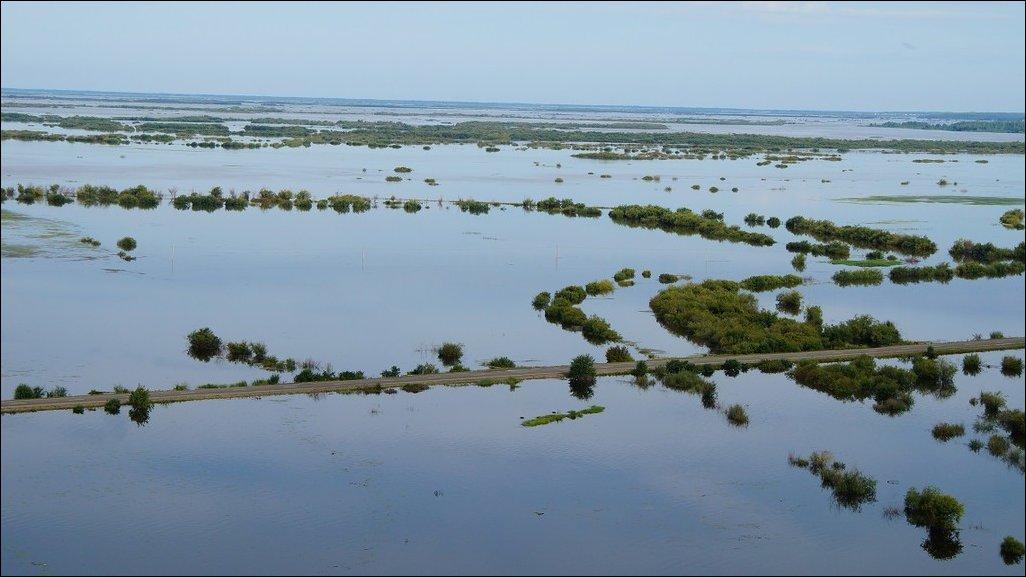 Наводнение в Хабаровском крае