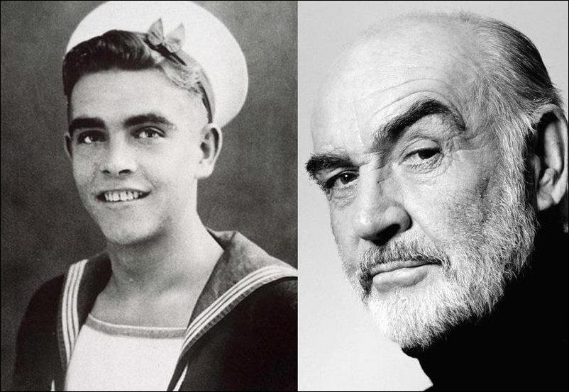 Знаменитые люди в молодости