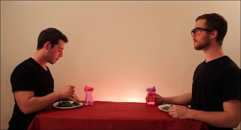 Как едят животные