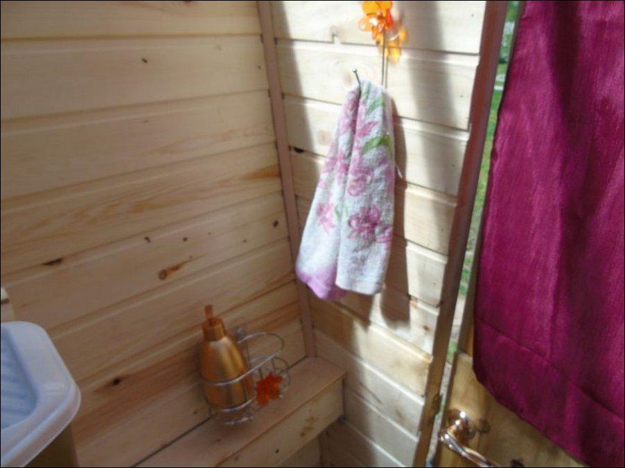 Карета - туалет