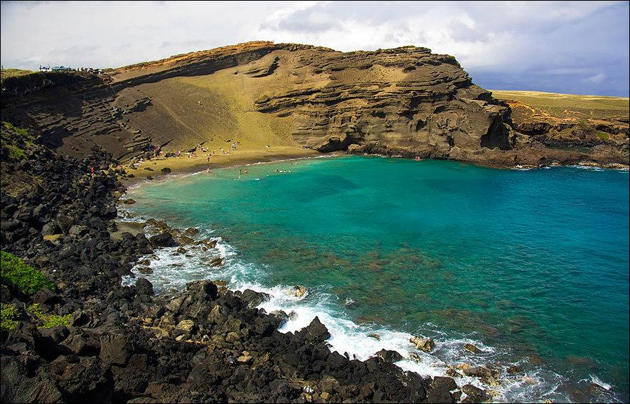 Самые необычные пляжи в мире фото