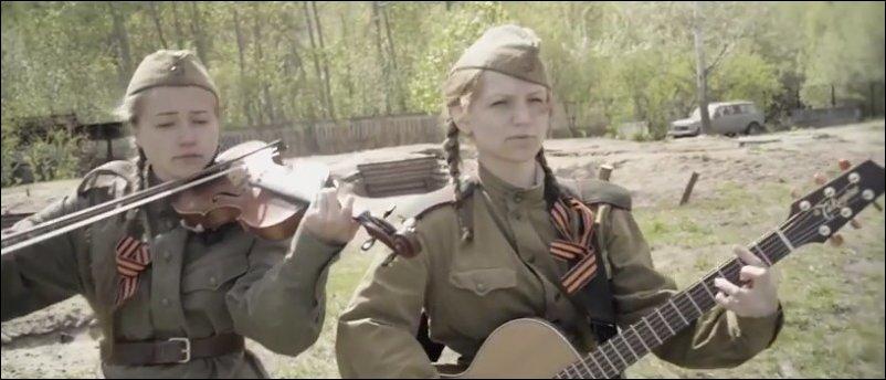Военные песни