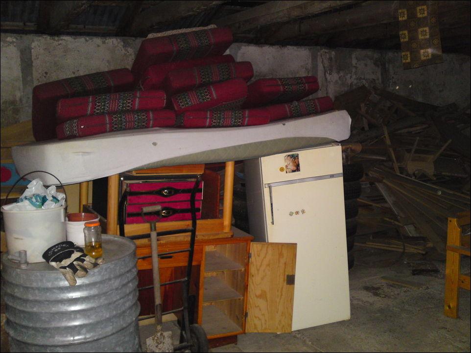 Переделка сарая в бильярдную комнату