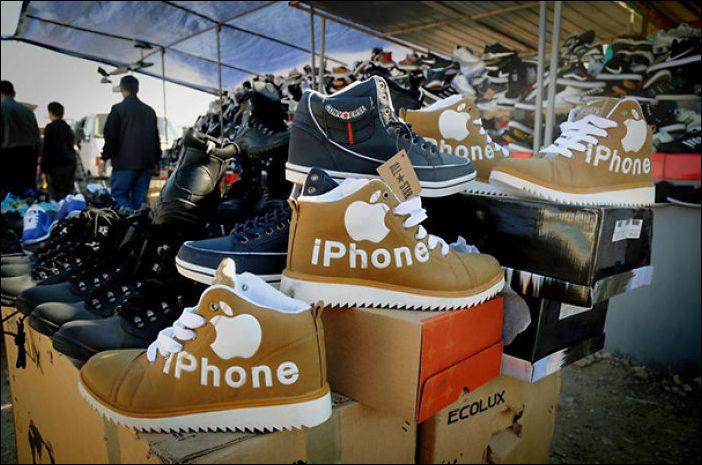 Известные бренды в Китае