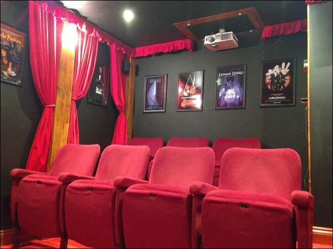 Кинотеатр своими руками