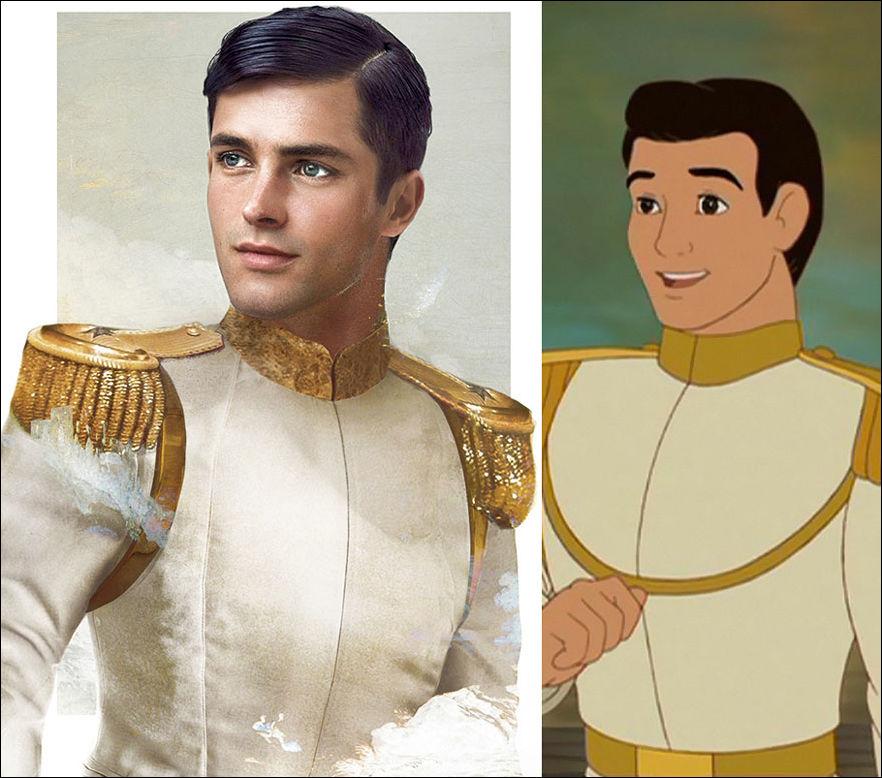 Диснеевские принцы