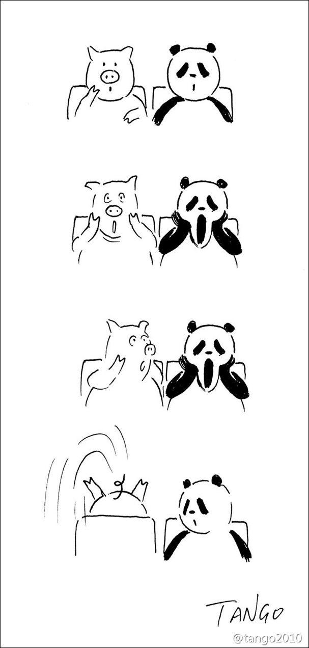 рисунки tango