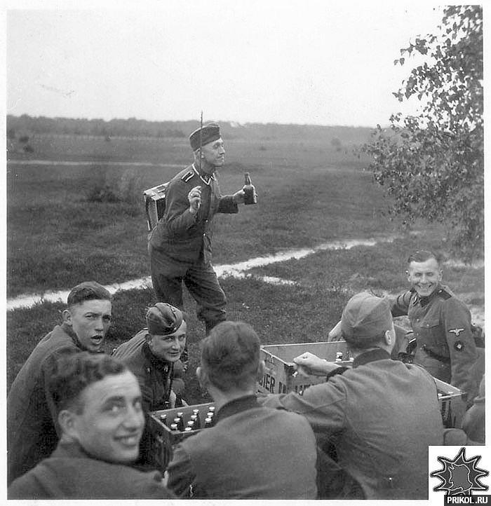 Смешные фото немецких солдат