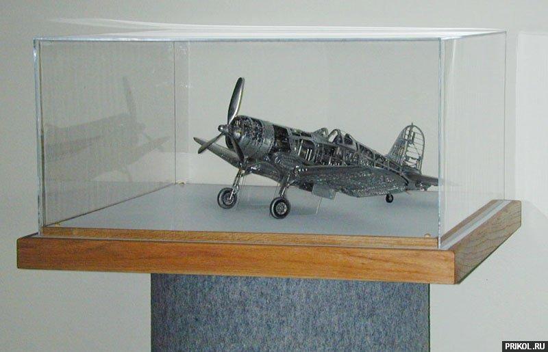 young-c-park-plane-model-24