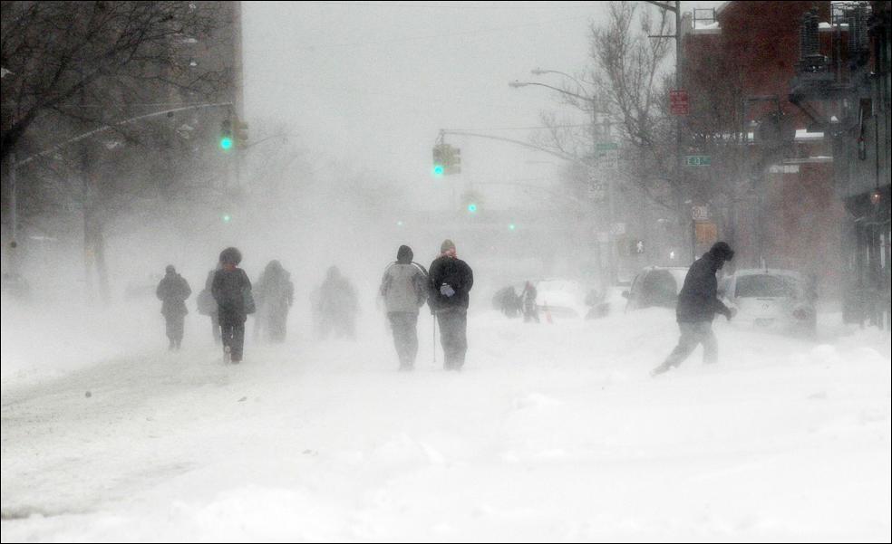 В Алтайском крае по прогнозам синоптиков ожидается суровая и малоснежная зима