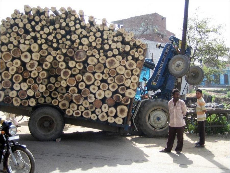 Открытка, прикол картинки с дровами