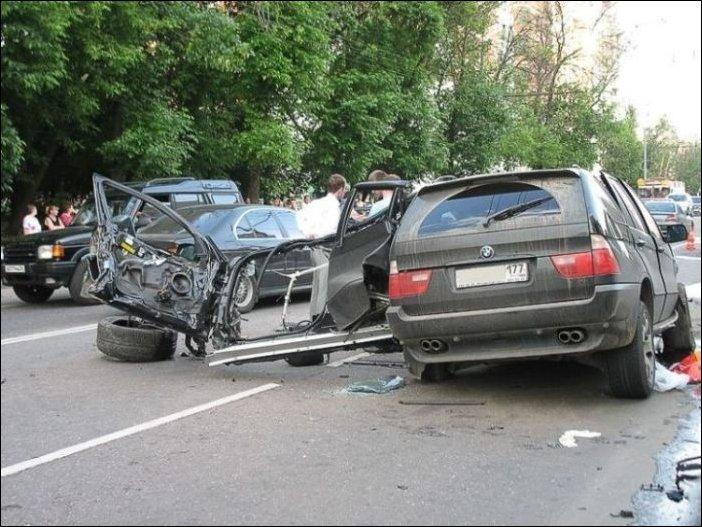 Подборка авто-происшествий