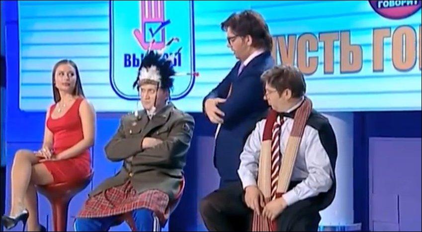Выборы 2011 - Уральские пельмени