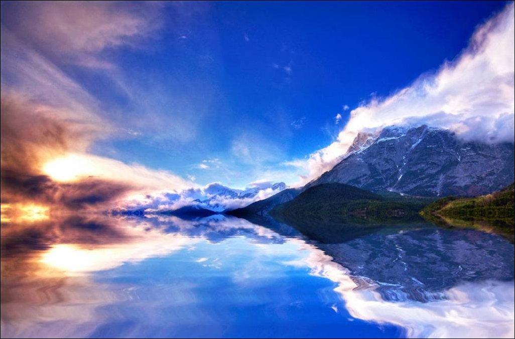 Цвет неба