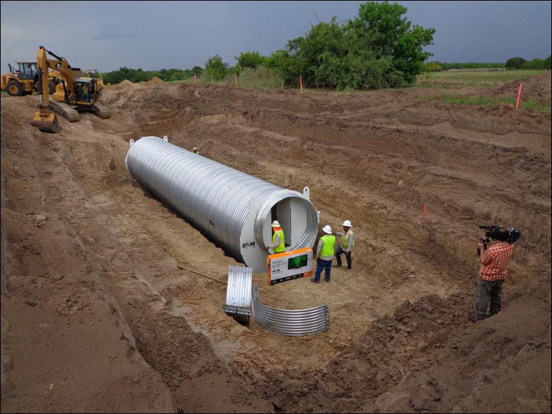 Как сделать бункер в земле