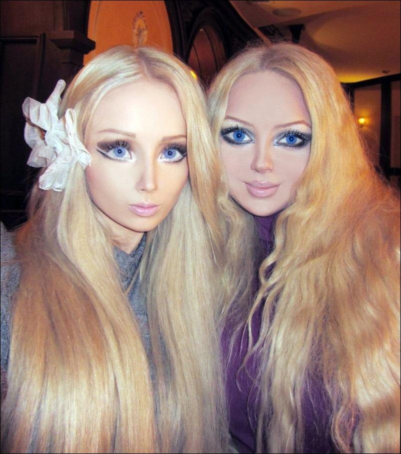 Девушки куклы 11 фото