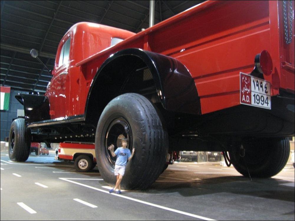 Огромные машины