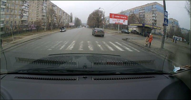 Сознательный водитель