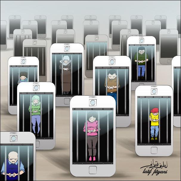 Смартфоны и социальные сети в нашей жизни