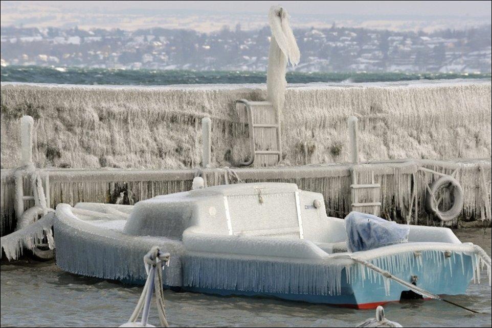 Замерзшая Европа